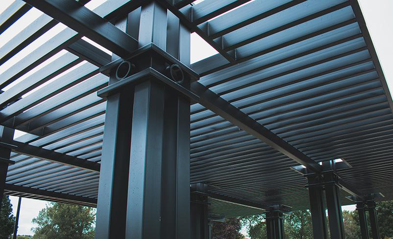 Instalación y venta de pérgolas de aluminio. Tipos de pérgolas.